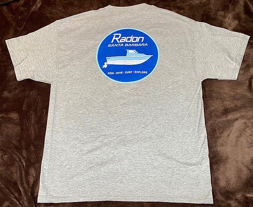 Radon Circle Short Sleeved T