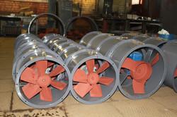 Вентиляторы для АВО