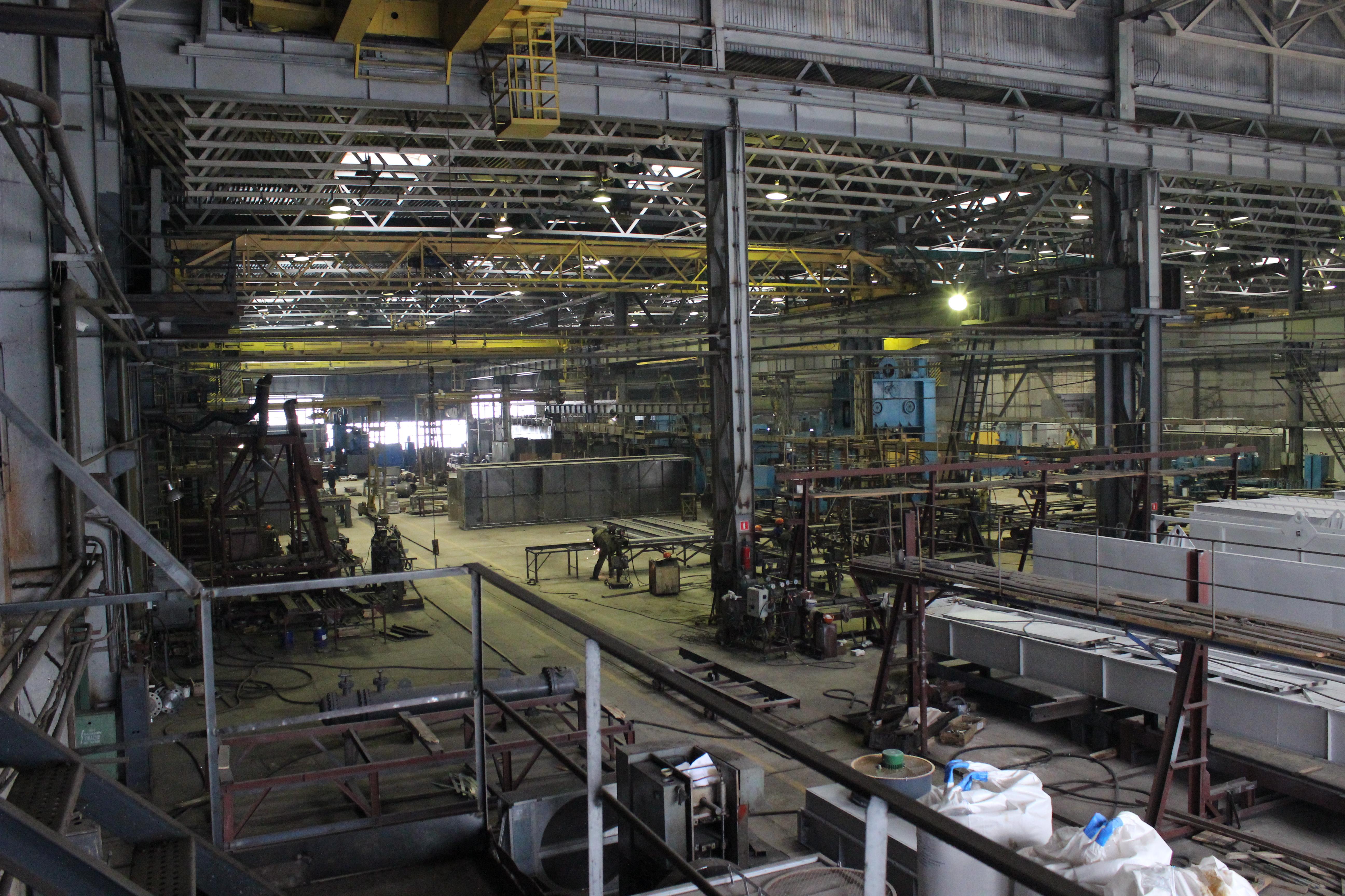 Производство АВО в России