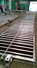 Производство алюминиевых жалюзи для аппаратов воздушного охлаждения