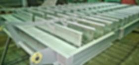 Производство жалюзи для аппаратов воздушного охлаждения