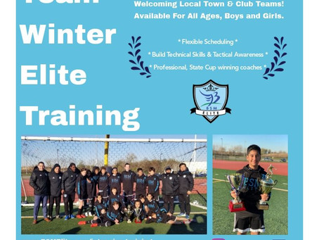 Winter Elite Training for your local town & travel team!