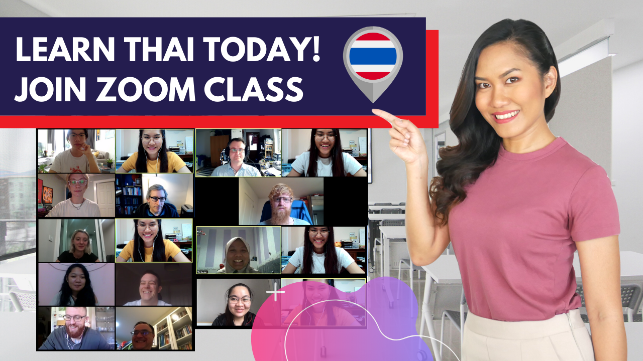 Thai Fast Track 1 thai by chom lesson