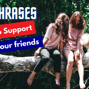 10 Sentences to Support Your Friends in Thai Language