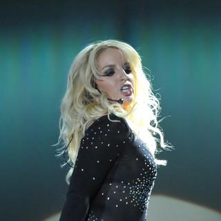 Britney Tribute as seen live in Las Vegas