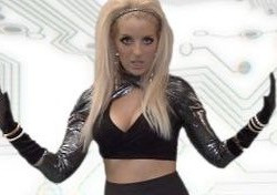 Britney Lookalike to Scream & Shout about!