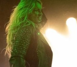 Britney Tribute act - michaela weeks