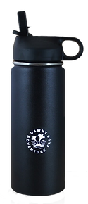 dawny adventure club, stainless steel drink bottle, drink bottle, insulted drink bottle, bottle, drink bottle