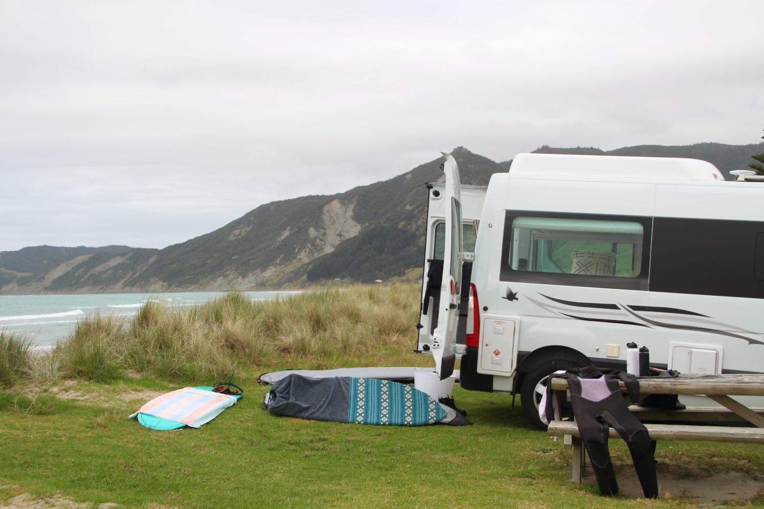 Dawny Campervan Trip