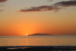 Sunrise at Whangamata