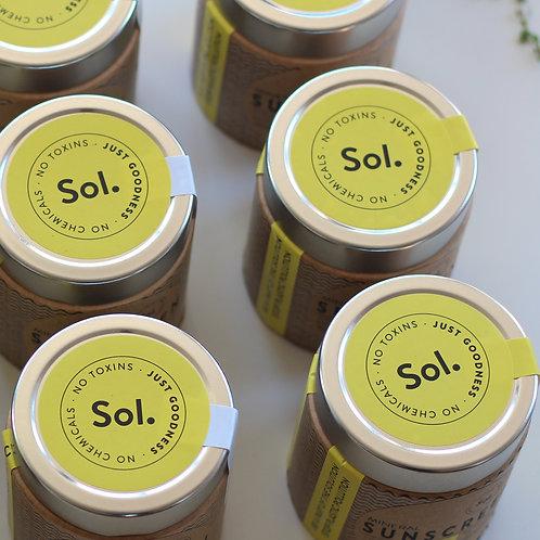Sol Sunscreen SPF 50