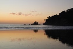 Whangamata at Dawn