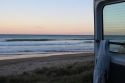 Camper Van Trip, East Coast