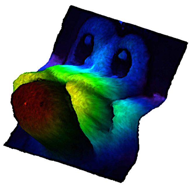 Speckle-free 3D imaging