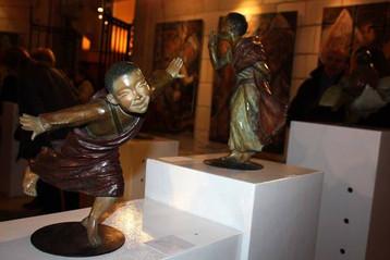 Juan-Carlos Carrillo, sculpteur de corps et d'esprit