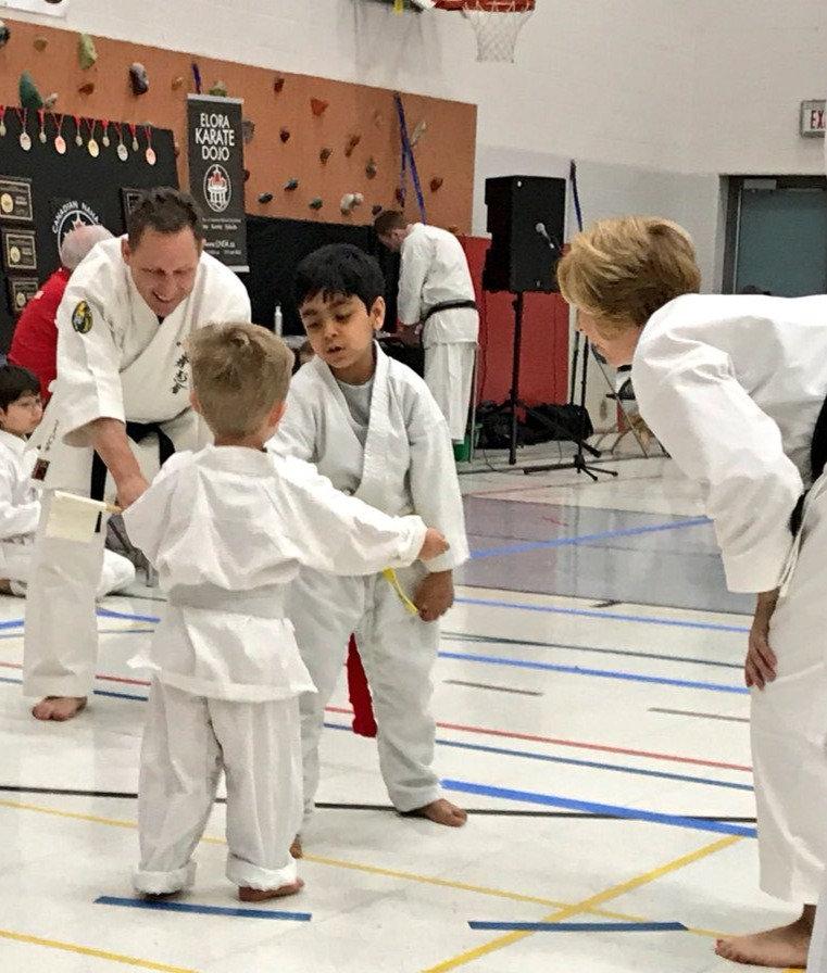 Kinder Karate (age 4-6)