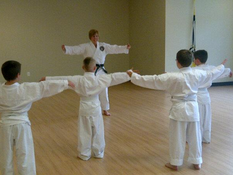 How Martial Arts Training Benefits Children