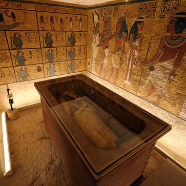 Tumba de Tutancâmon é reaberta após uma década de reparos