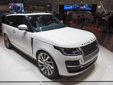 Land Rover lança utilitário com cinco metros e duas portas