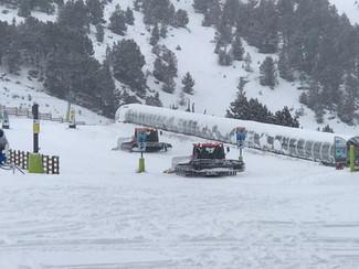 Grandvalira encara el fin de semana con la apertura de un total de 100 km esquiables