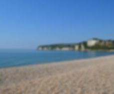 An image of the Seaton coast.