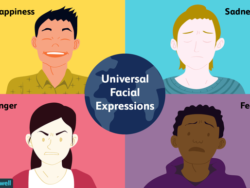 Show Your Emotions, With Your Face!