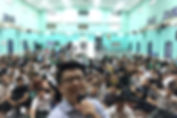 Public speaking training course - public speaking for students
