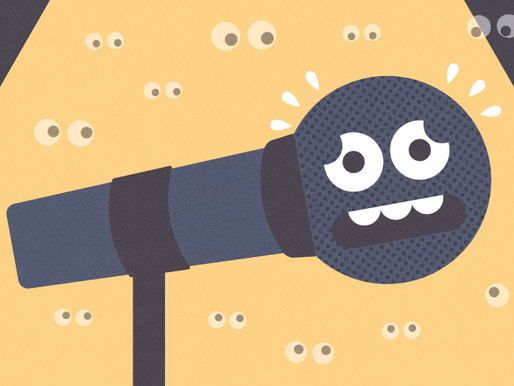 Stage Fright? Let's Fight That!