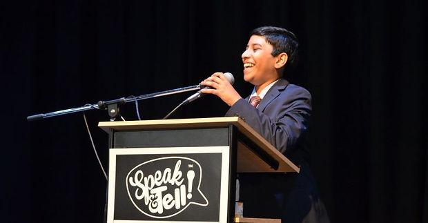 Teens Public Speaking Classes