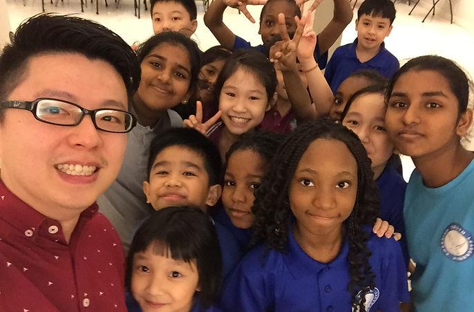 Professional public speaking training for kids