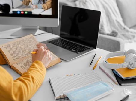 Ensino Médio a Distância: Como Se Concentrar Estudando Em Casa