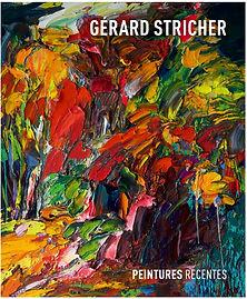 Catalogue GERARD STRICHER 2020 Couvertur