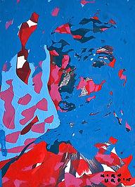 Kiro URDIN 2020 - Untitled 866 - 38 x 28