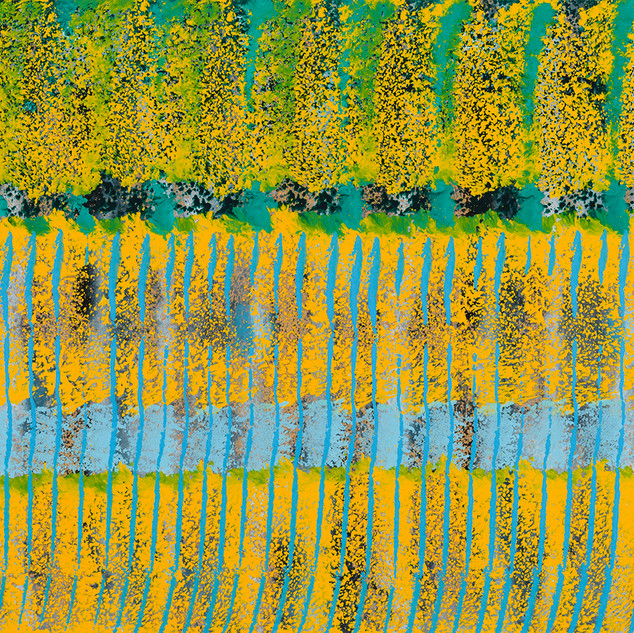 Marc RENARD 1999 - 199907 - 44 X 65 cm (17 x 25 in.) - Oil on MDF Wood