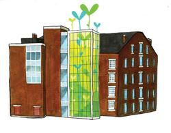 Illustration Studies Building