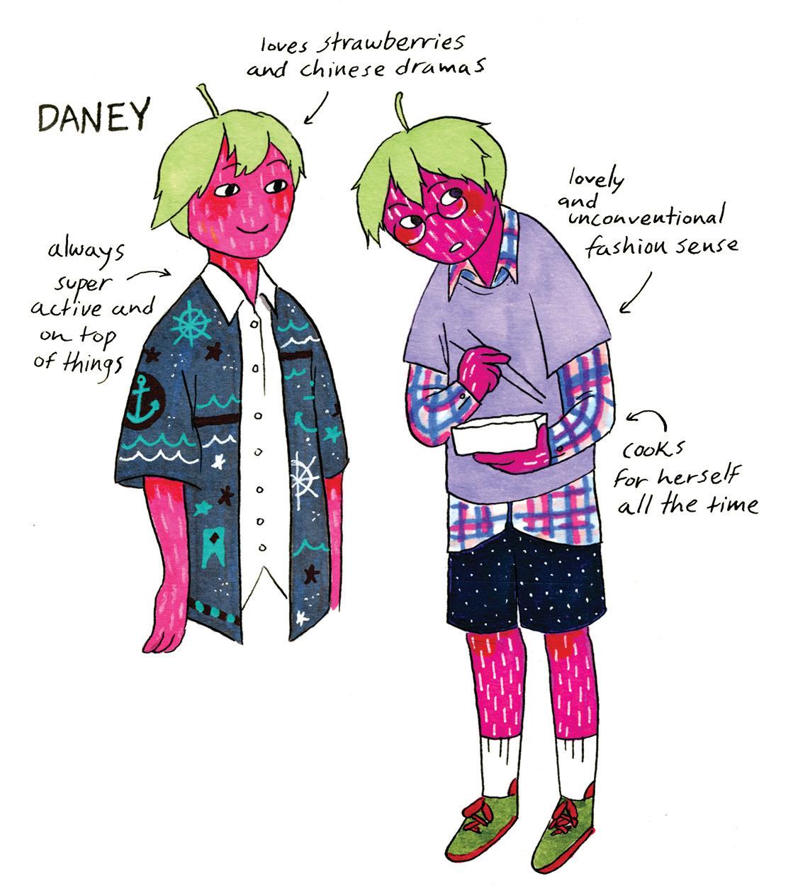 Danny Bio