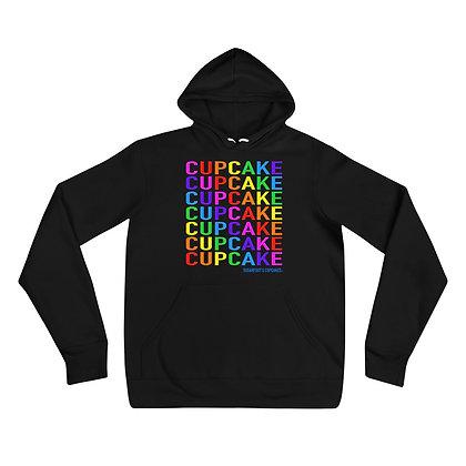 Rainbow Cupcakes Hoodie