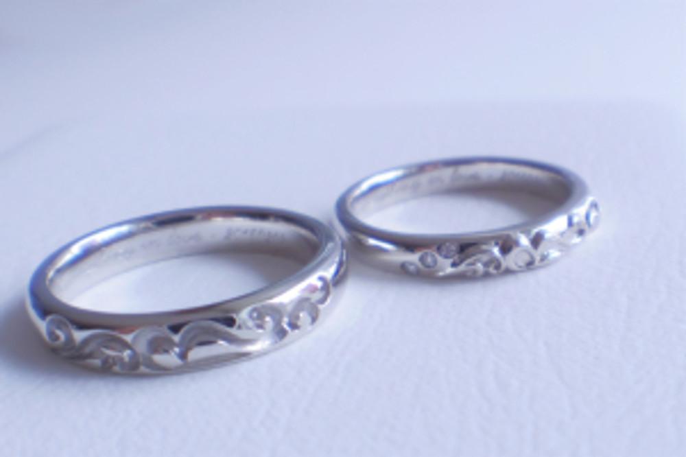 PETHICA結婚指輪R様3