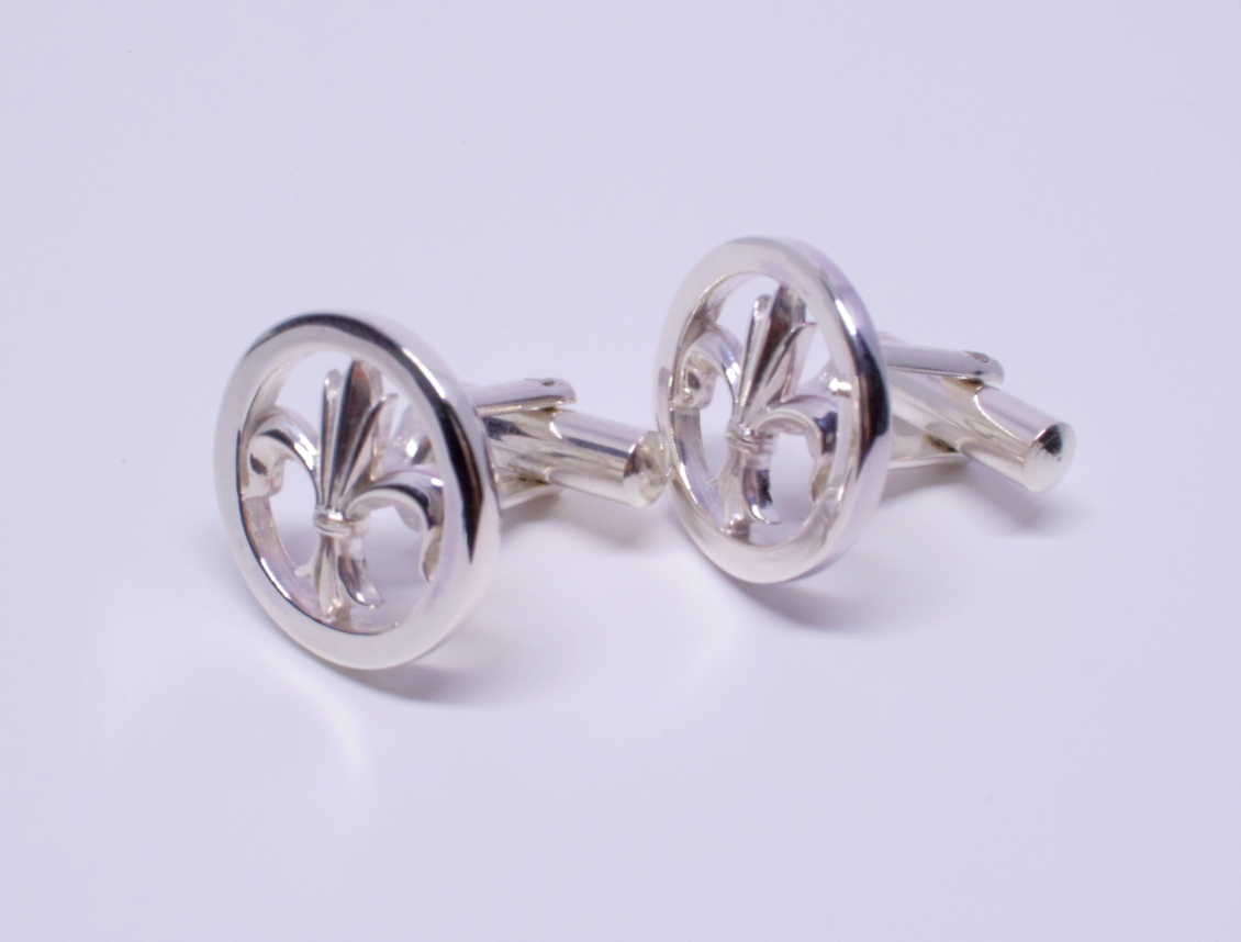 PETHICA cufflinks Lily