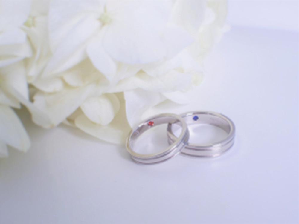PETHICA結婚指輪M様5