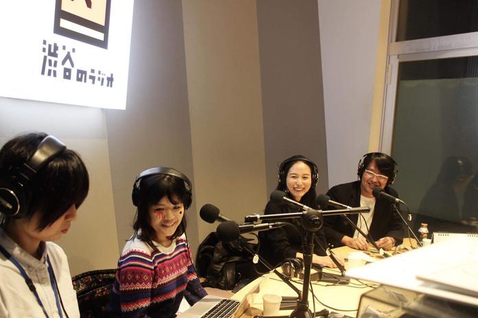 『渋谷のラジオ』に出演してきました!