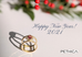 新年のご挨拶 2021年