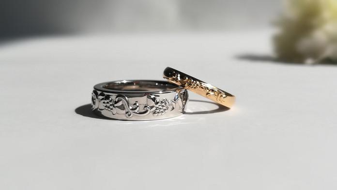 結婚指輪 芳醇な結婚生活へ