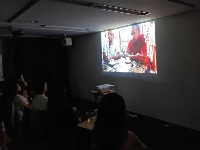 Cinema PETHICA x  Coco-de-sica Esta青山 Vol.11 開催レポート