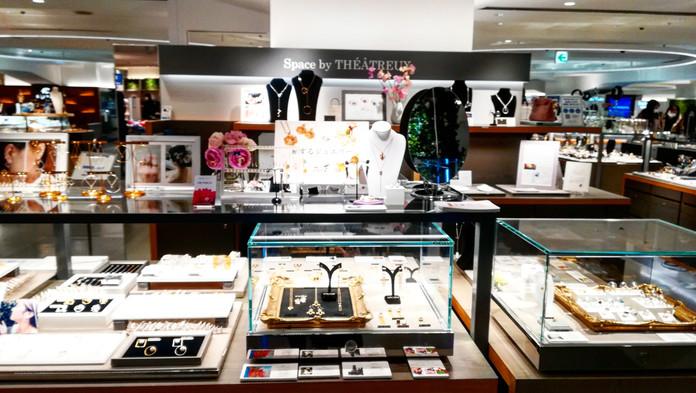 旅するジュエリーそごう横浜ご来店ありがとうございました!