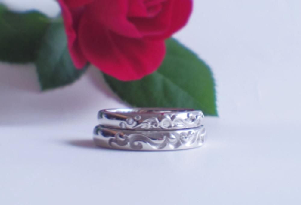 PETHICA結婚指輪R様1