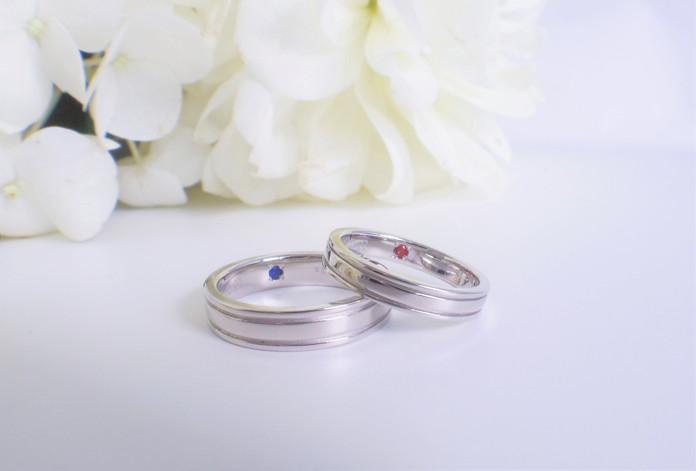 結婚指輪♡いい夫婦の日