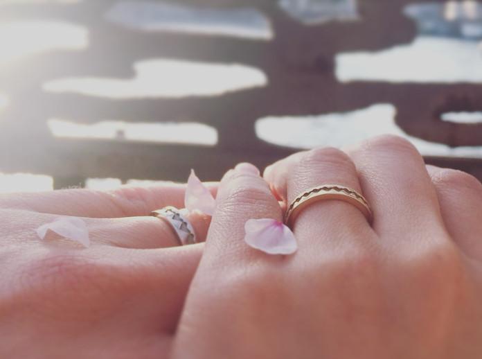 結婚指輪がくれる幸せ