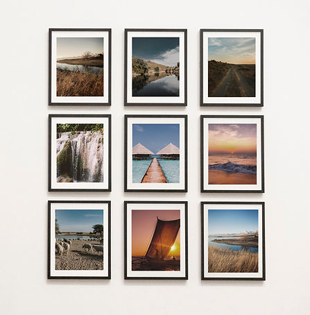 Gallery wall art and framing.jpg