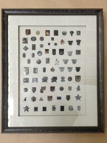 Preserved Medals